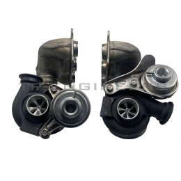 TPE BMW N54 Stage 1 Turbo Upgrade